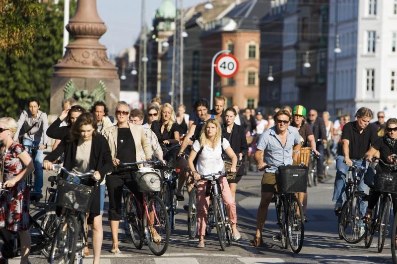 Verdens bedste cykelby