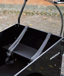 Klassisk ladcykel bænk Amladcykler