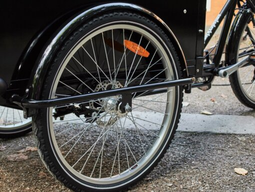 Ladcykel skivebremse Amladcykler