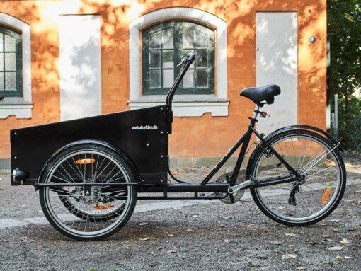 Klassisk ladcykel Amladcykler