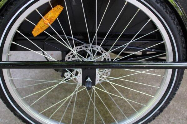 Klassisk ladcykel hjul