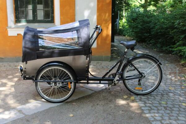 Klassisk ladcykel