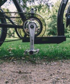 Handicapcykel uden el