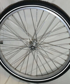Fronthjul til EL Ladcykel