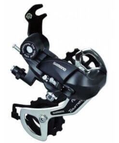 Geararm 6 speed Shimano Ladcykel