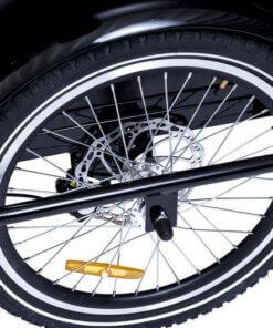 Disc bremser ladcykel