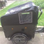 Bugatti kaleche - til Elladcykel