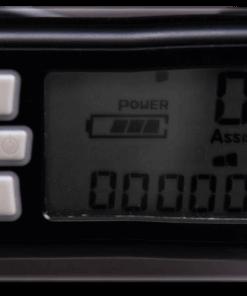 ladcykel display skærm 6 pins