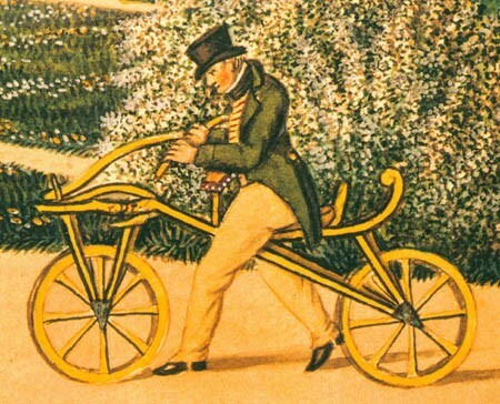 Første cykel
