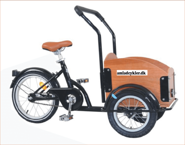 Miniladcykel Amladcykler