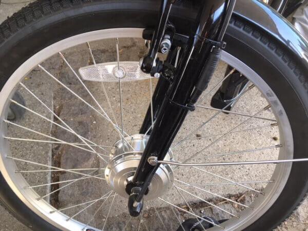 Dapu Hjul til handicapcykel