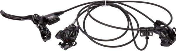 Hydraulisk bremse sæt - ladcykel