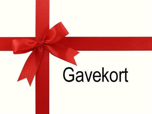 Gavekort - Ladcykel