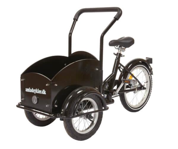 Børne ladcykel - Miniladcykel