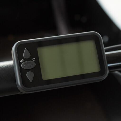 Display til El model – 36V – (nyere modeller) – 9 pins til elladcykel Amladcykler