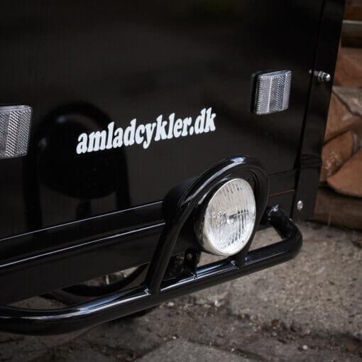 Forlygte til ladcykel Amladcykler
