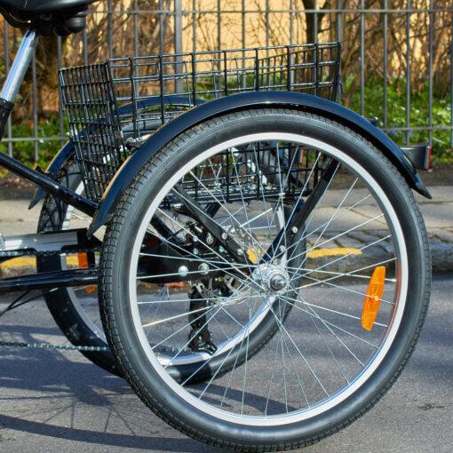 Handicap baghjul Amladcykler