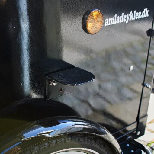 Trinbræt til ladcykel Ladcykel