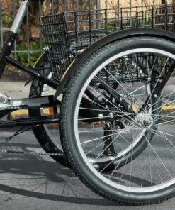 Handicap cykel uden el baghjul Amladcykler