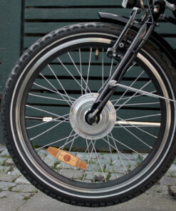 Long John forhjul Amladcykler