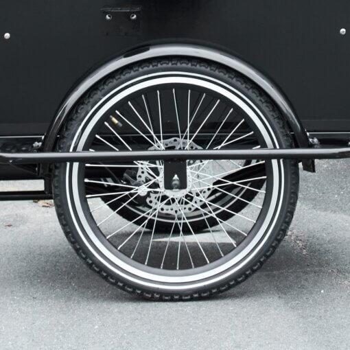 Forhjul 20″ til EL Ladcykel Amladcykler