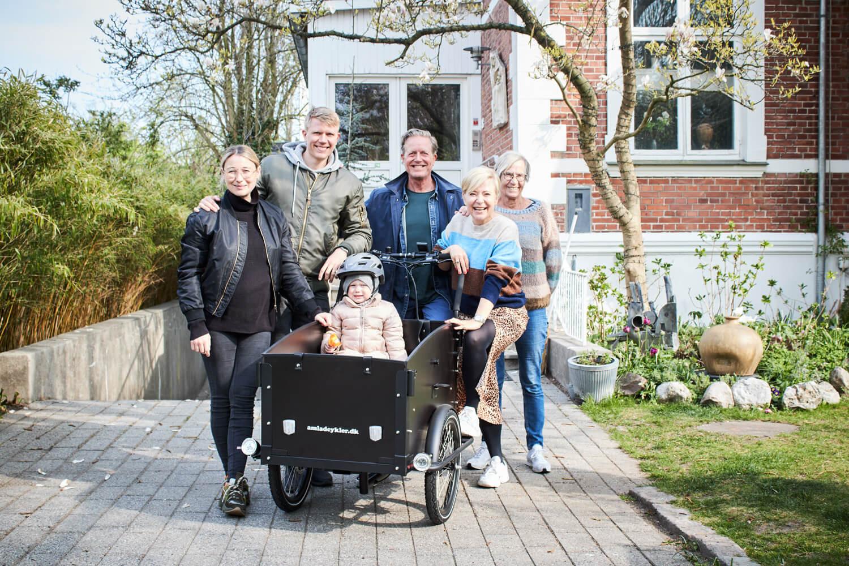 Peter Mygind - Ny ladcykel til hele familien