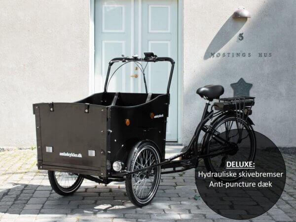 Deluxe front Amladcykler