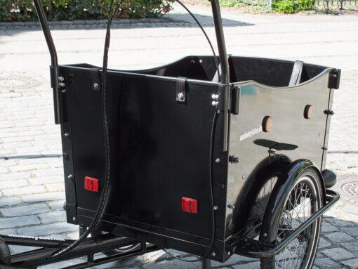 Elladcykel Deluxe Amladcykler