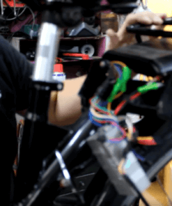 El check af cykel