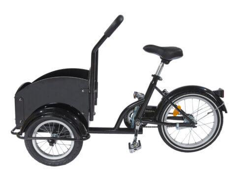 Børne ladcykel - Mini ladcykel