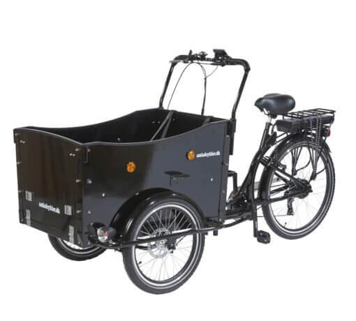 Hunde el ladcykel – el ladcykel til hund - rampe