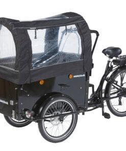 Hundeladcykel – el ladcykel til hund - rampe